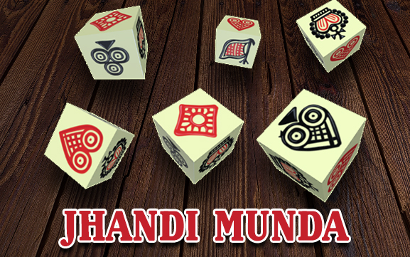 winning strategy of Jhandi Munda